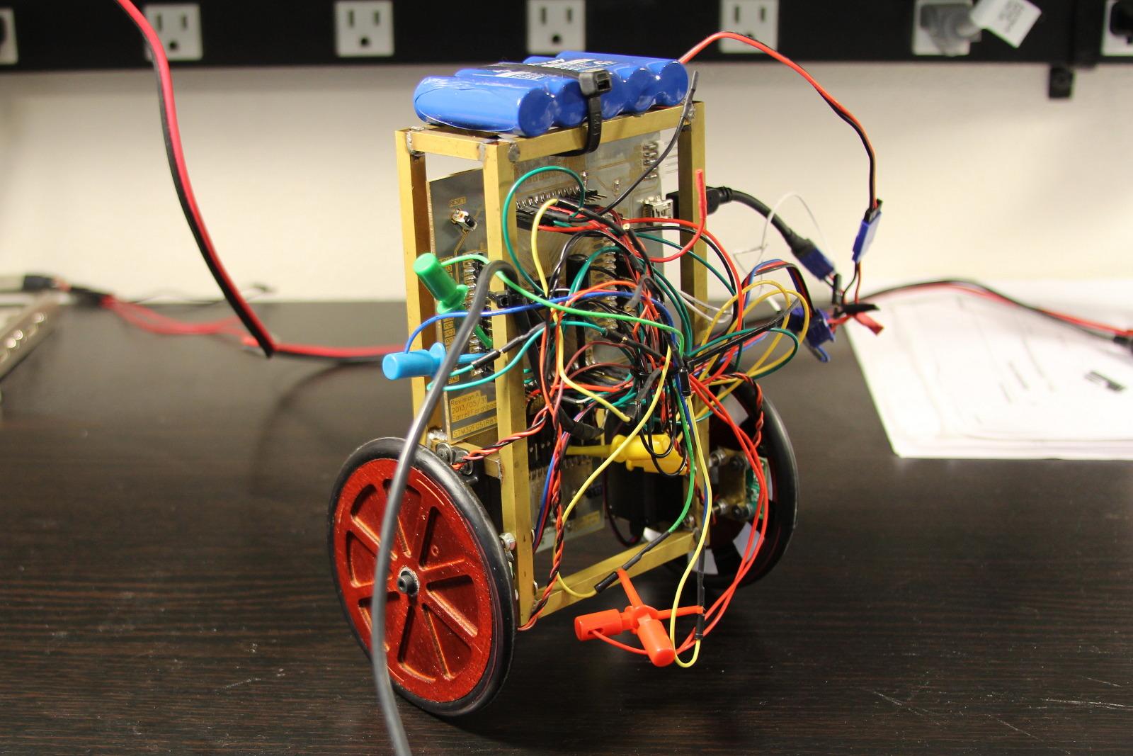 robot_pre_pcb farrellf com,Wiring A Robot